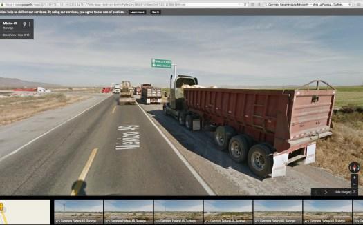 Carretera Panamericana | La Platosa