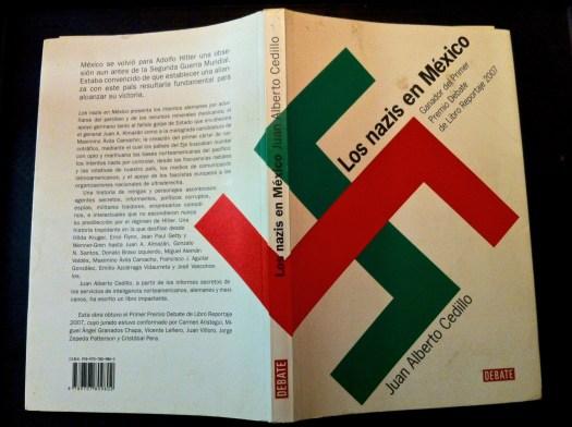 J.A.Cedillo | Los nazis en México (1)