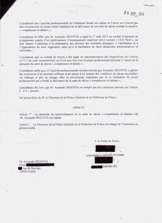 Le-Prefet-de-Police-(2:3) 17-10-14