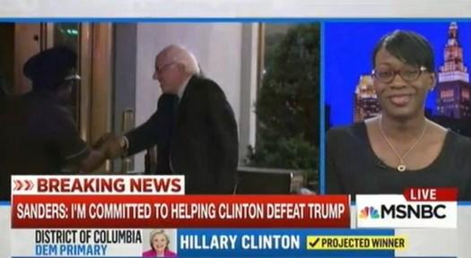 Saludos.   Uso justo de MSNBC on the aftermath of election night.
