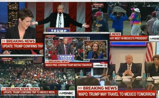 Uso justo de todos los medios, para el re-cuento de una elección americana.