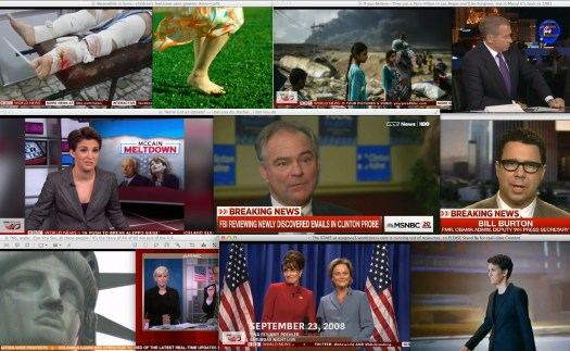The above screen captures are a FAIR USE of MEDIA, however temporary these might be. | The Staff was planning on celebrating The Statue of Liberty official inauguration but instead we [the entire political spectrum] got a Fucking Fake BALLOON AGE from fake Paris… in Las Begas —of course_Where-Else?