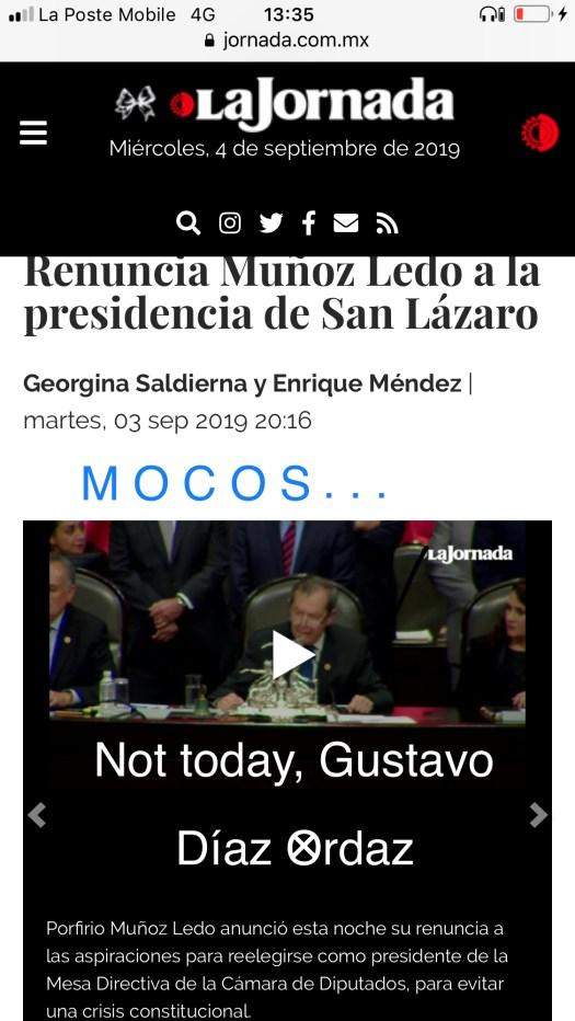 Camilo Strikes-out The Muñoz Ledos–esos