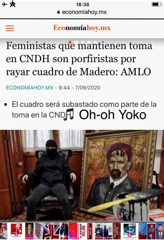 Oh-oh Yoko