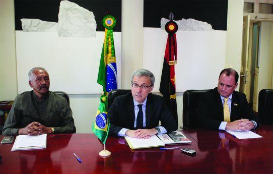 Embaixada do Brasil realiza exposição sobre