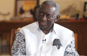 Prove why you say we're in a 'culture of silence' – Kufuor tells Sam Jonah