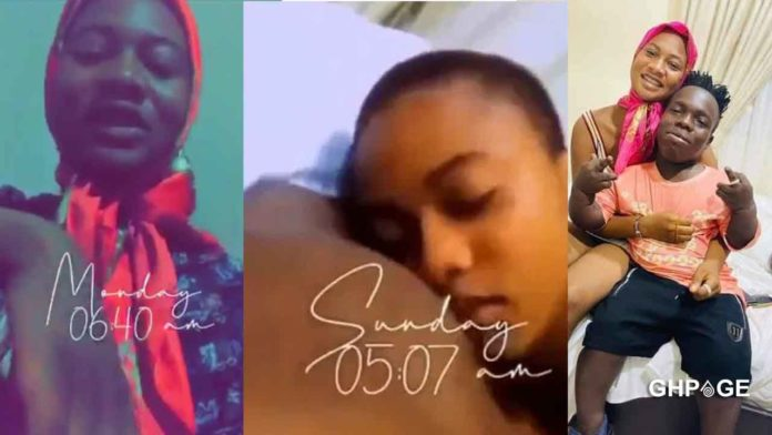 Video: Aisha, lady reported to have been raped by Shatta Bandle speaks