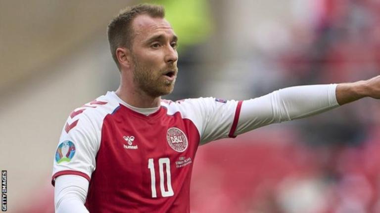 Christian Eriksen: Denmark midfielder suffered cardiac arrest, says team doctor