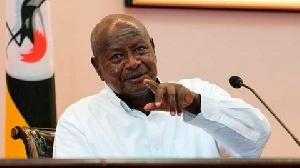 Guinea coup leaders 'should get out' – Uganda prez Museveni