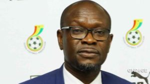 CK Akonnor sacked as Black Stars' coach