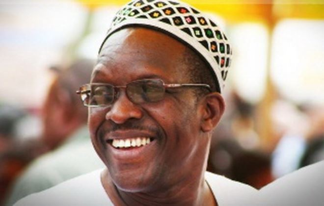 Alban Bagbin smiles, Ghana Political News Report Articles