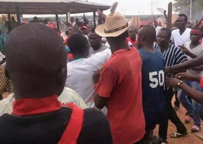 Angry youth, Ghana Political News Report Articles
