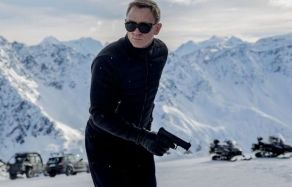 Craig last played Bond in 2015's Spectre