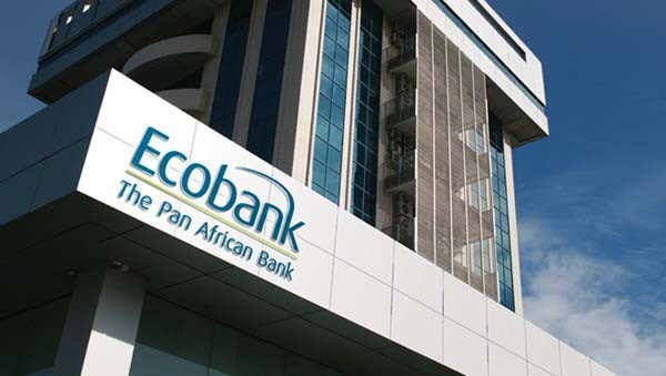 Ecobank building File photo