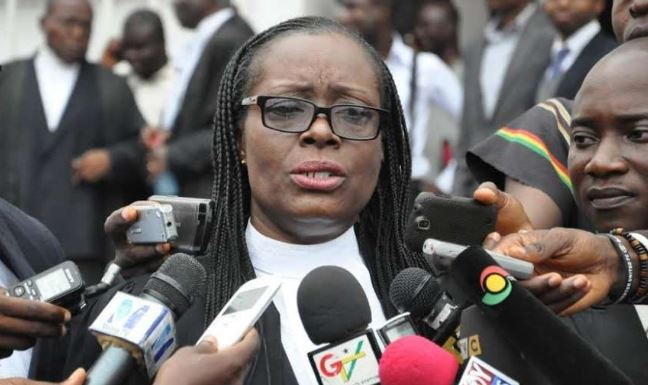 Gloria Akuffo, Ghana Political News Report Articles