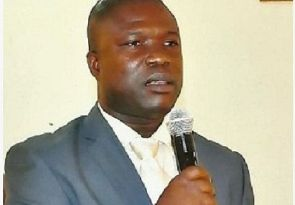 James Gunu, Fmr DCE, Akatsi North.