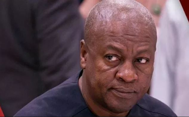 John Mahama new