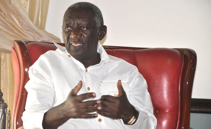 NDC's visit to former president Kufuor an act of maturity ...