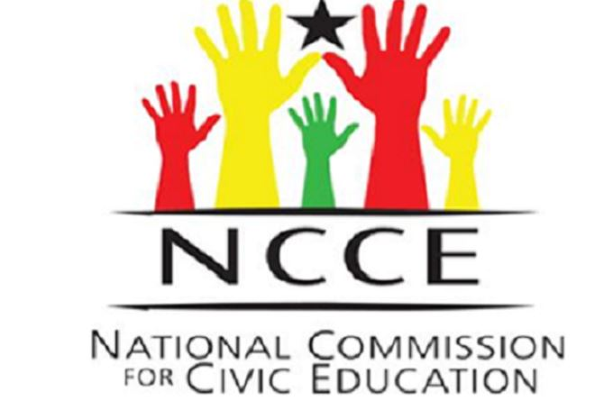 NCCE logo, Ghana Political News Report Articles
