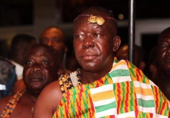 Otumfuor Osei Tutu II File photo