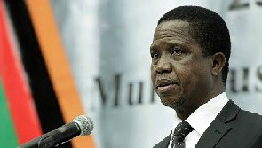 Zambia's President Edgar Lungu has been power since 2015