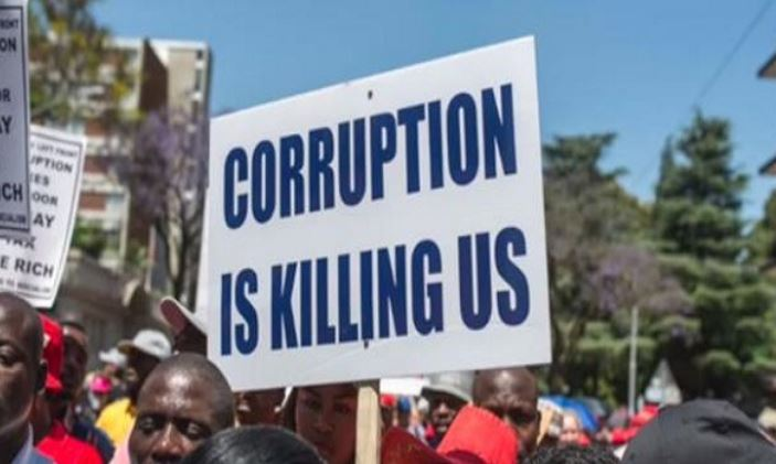 Corruption File photo, Ghana Political News Report Articles