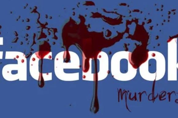 Facebook murder File photo