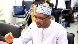 Muntaka Mubarak, Minority Chief Whip