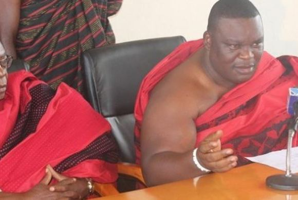 Nii Ayi Bonte II and Nii Okaidja III have been engaged in a dispute over who is the legitimate chief