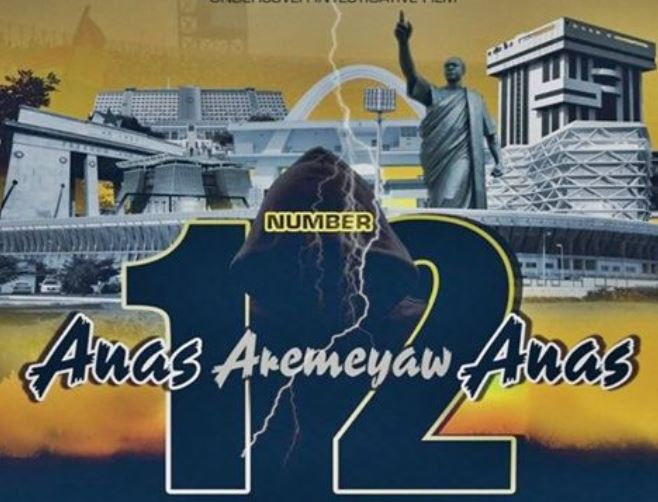 Number 12 cover, Ghana Political News Report Articles