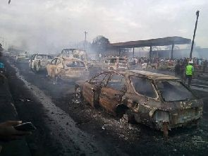 Some of the affected vehicles.