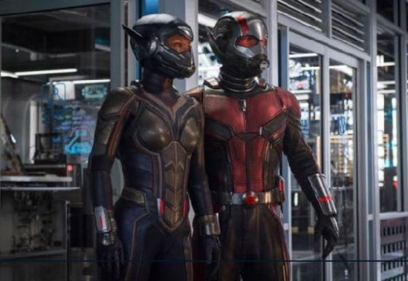 Ant-Man and the Wasp opens July 6 in the U.S