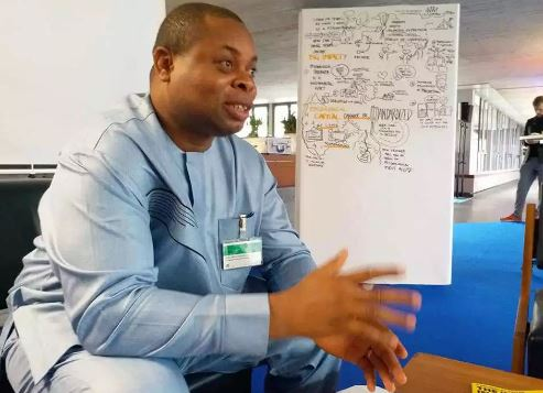 Franklin Cudjoe fresh