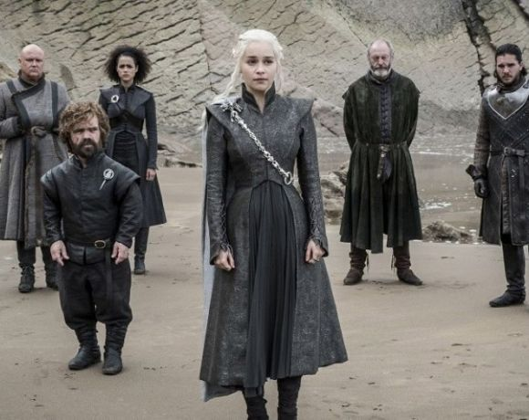 Game of Thrones leads with 22 nominations