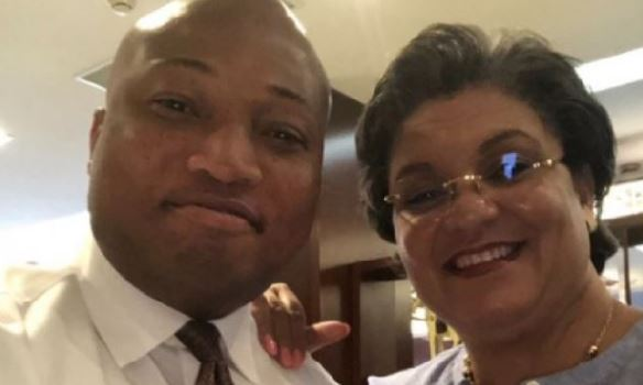 Hanna Tetteh and Ablakwa