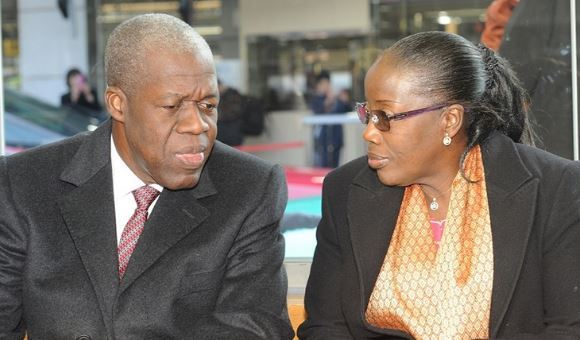 Matilda and Amissah-Arthur