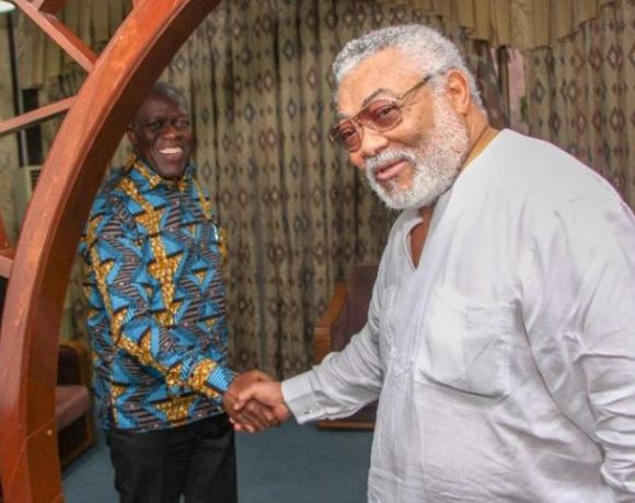 Rawlings and Amissah Arthur