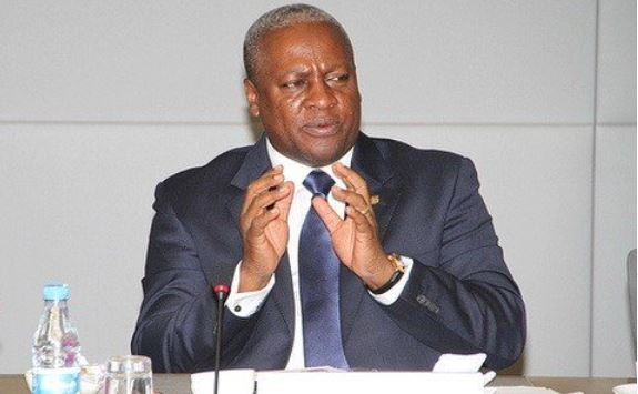 mahama, Ghana Political News Report Articles