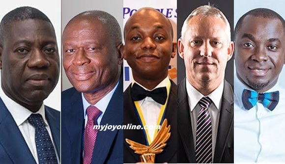 Managers of the 5 banks dissolved into Consolidated Bank Ghana