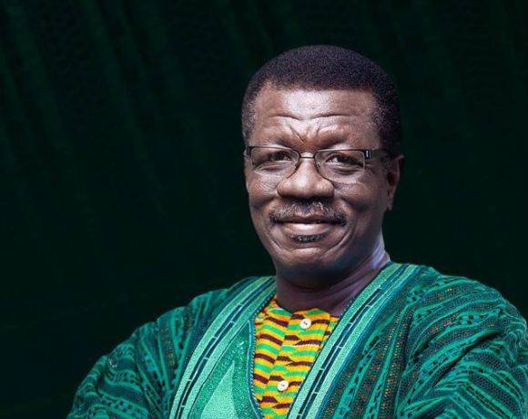 Pastor Mensa Otabil new photo
