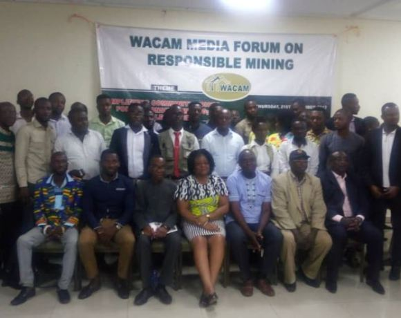Wacam organises training for journalists