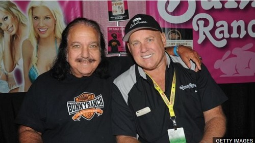 Dennis Hof (right) was allegedly found dead in his sleep by adult film star Ron Jeremy (left), Ghana Music News Articles