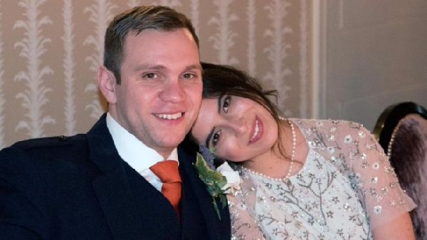 Durham student Matthew Hedges has been held in solitary confinement for five months, his wife says