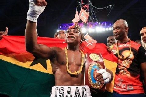 GBA boss believes Isaac Dogboe will beat Emanuel Navarrete