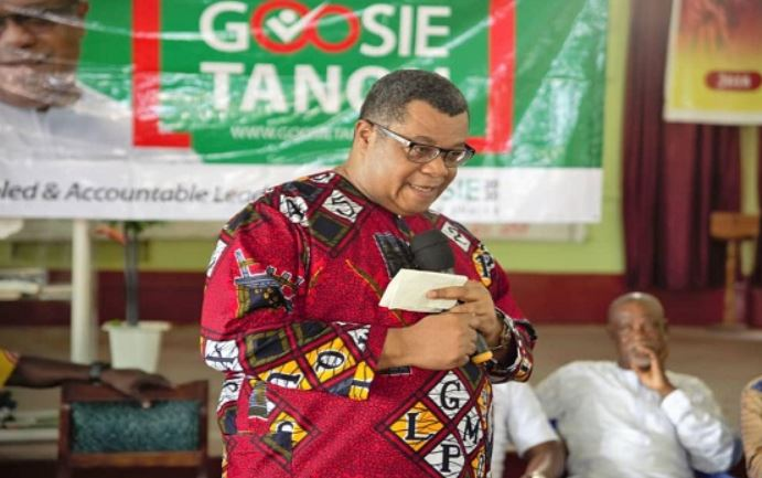 Goosie Tanoh to storm Accra, Ghana Political News Report Articles