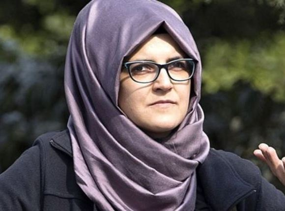 Hatice Cengiz says the US is not sincere in investigating the case