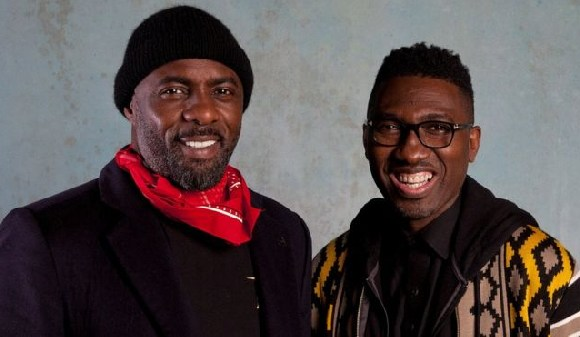 Idris Elba said he had been wanting to work with Kwame Kwei-Armah for years