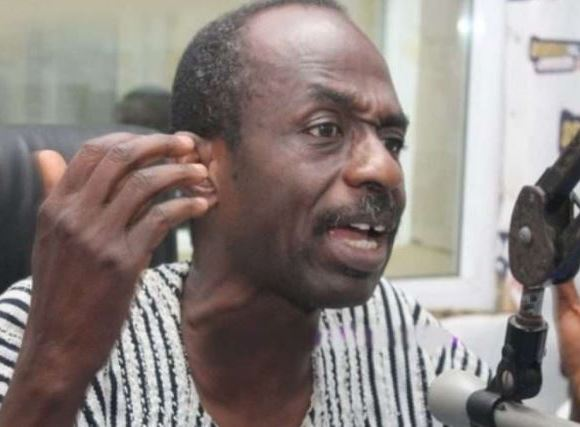 Johnson Asiedu Nketia