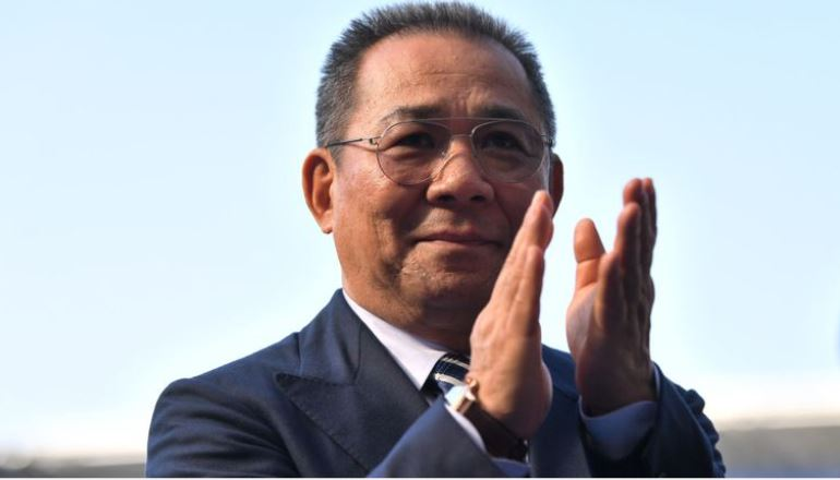 Leicester City owner dead
