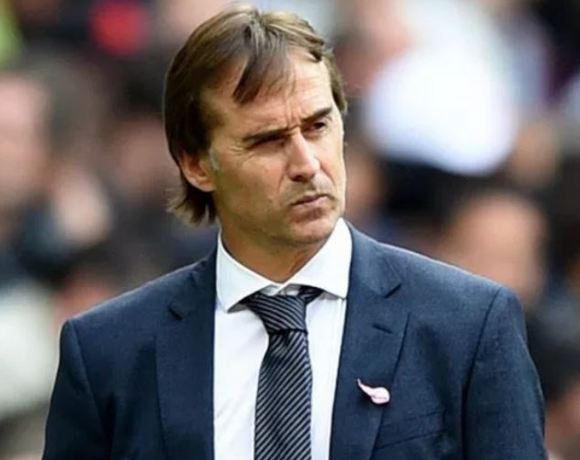 Lopetegui speaks for first time